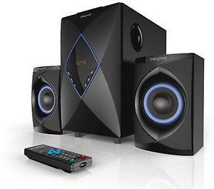 Creative SBS-E2800 2.1 High Performance Speakers System (Black) price in India.