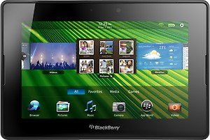 BlackBerry PlayBook Tablet with 16GB Memory (Multicolour) price in India.