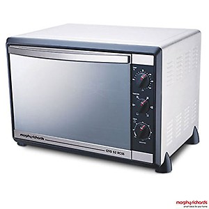 Morphy Richards 52 RCSS 52-Litre Oven Toaster Grill (Black) price in India.