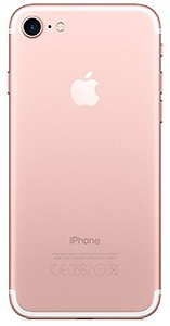 Apple iPhone 7 (Rose Gold, 256GB) price in India.