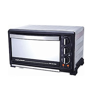 Morphy Richards 60 RCSS 60-Litre Oven Toaster Grill (Black/Silver) price in India.