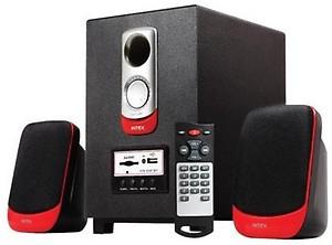 Intex 170-SUF Multimedia Speaker 2.1 price in India.