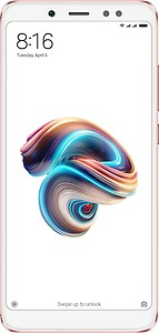 Redmi Note 5 Pro (Gold, 64 GB)(4 GB RAM) price in India.