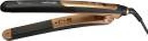 Syska Syska IonStraight HS2021i Hair Straightener(Black and Gold) price in India.