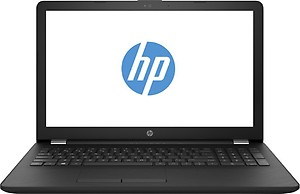 HP 15-bs654TU 15.6-inch Laptop (7th Gen Core i3-7100U/4GB/1TB/15.6 Full HD Display/Windows 10 Home, Integrated Graphics, Sparkling Black) price in India.