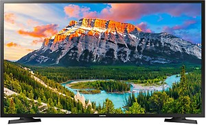 Samsung 80 cm (32 Inches) Series 4 HD Ready LED Smart TV UA32N4300AR (Black) (2018 model) price in India.
