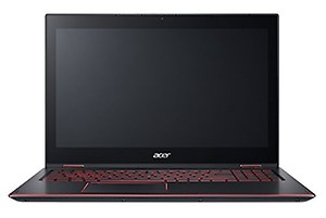 Acer Nitro 5 Spin NP-515-51 Laptop (Core i5-8250U/8GB/1TB/Windows 10/4GB Graphics), Black price in India.