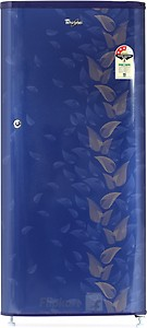 Whirlpool 190 L 3 Star Direct Cool Single Door Refrigerator(WDE 205 CLS Plus 3S, Twilight Titanium) price in India.