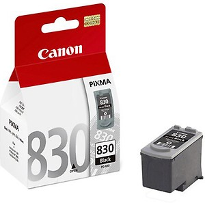 Canon PG 830 Ink Cartridge Black price in India.
