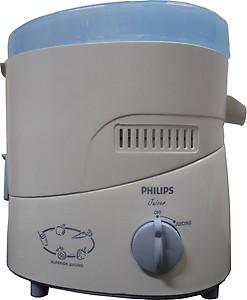Philips HL1631 500-Watt 2 Jar Juicer Mixer Grinder (Blue) price in India.