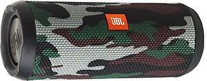 JBL FLIP 3 Portable Bluetooth Speaker(SQUAD, Stereo Channel) price in India.
