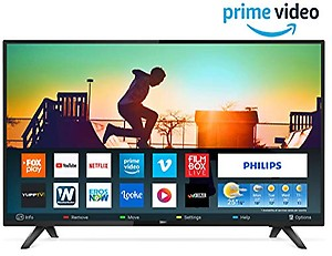 Philips 108 cm (43 inches) 5800 Series Full HD LED Smart TV 43PFT5813S/94 (Black) price in India.