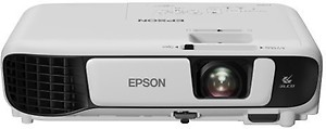 Epson EB-S41 SVGA Projector Brightness: 3300lm with HDMI Port price in India.