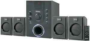 Zebronics Computer Multimedia 4.1 Speaker (bt531ruf) price in India.
