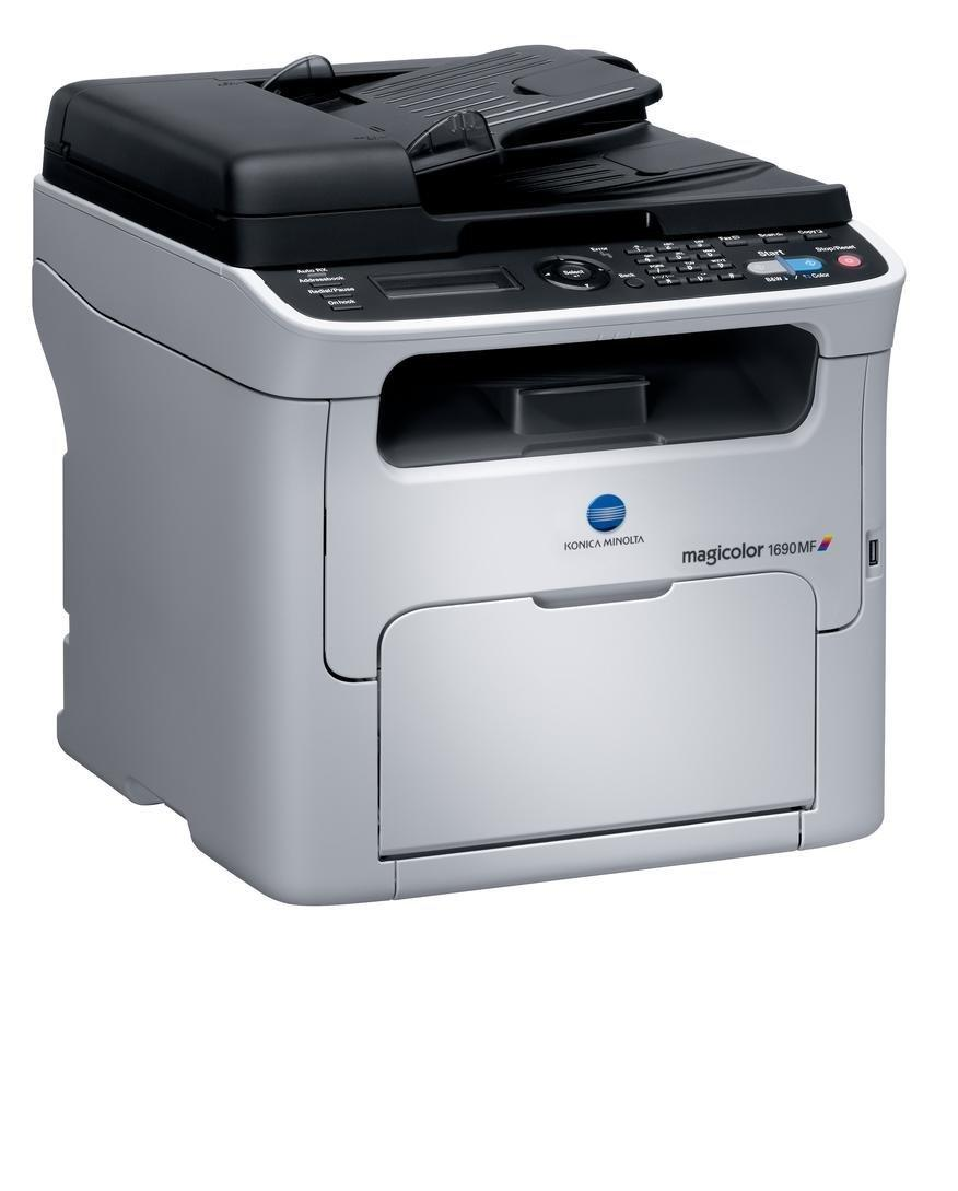 Konica Minolta Magicolor 1690MF-D Multifunction Laser Printer Price In  India, Coupons and Specifications   payback