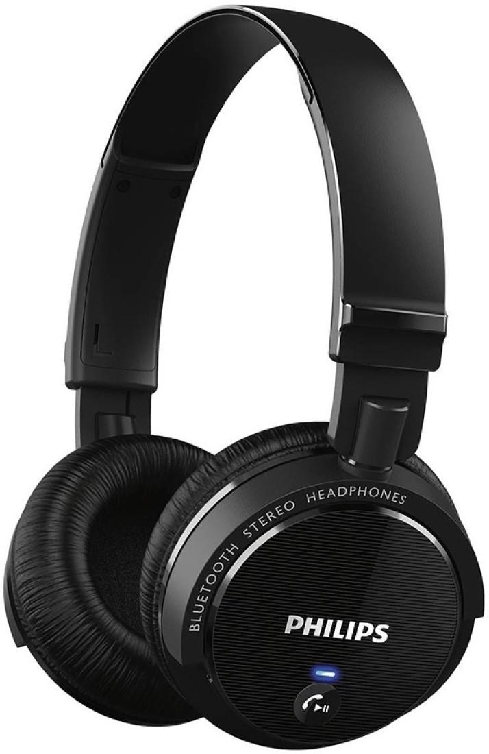 Philips SHB5500BK 00 Wireless Bluetooth Headset Price In India ... be201f2f90