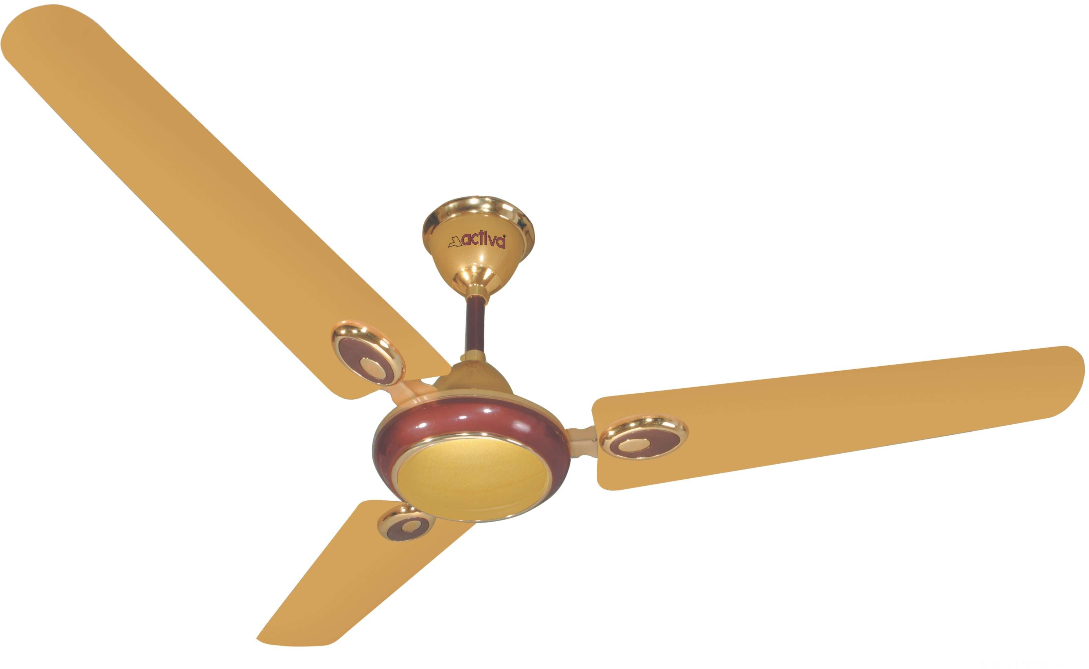 Activa 48 Galaxy 1 5 Star Ceiling Fan Beige In India S And Specifications Payback